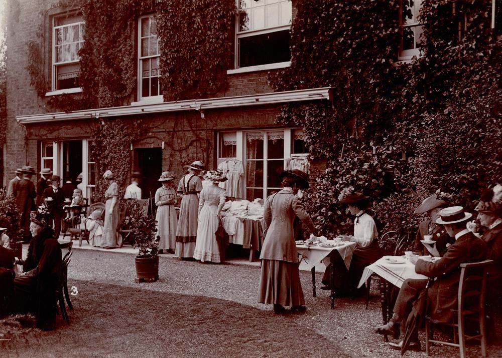 Dorset Hall Tea Party
