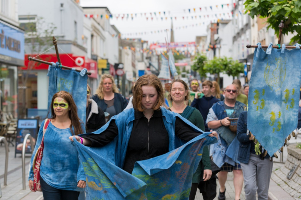 Torquay Offering Procession