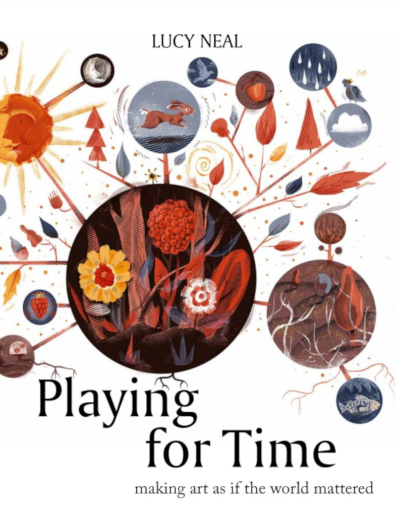 Playing for Time Book Cover